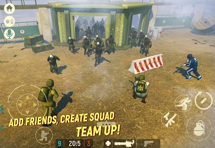 Tacticool – 5v5 shooter mod apk download for android 2
