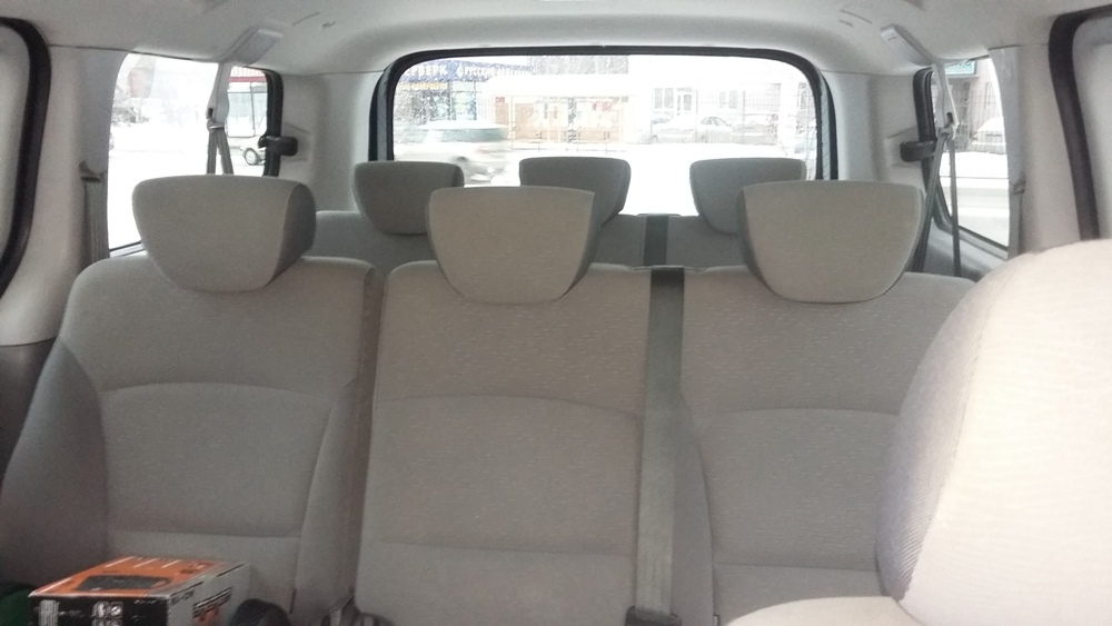 Hyundai Starex в Екатеринбурге