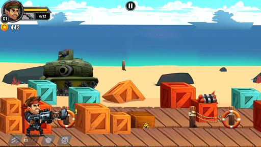 Major Militia - War Mayhem 22.21 screenshots 1