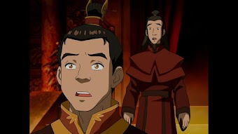 The Avatar and The Firelord