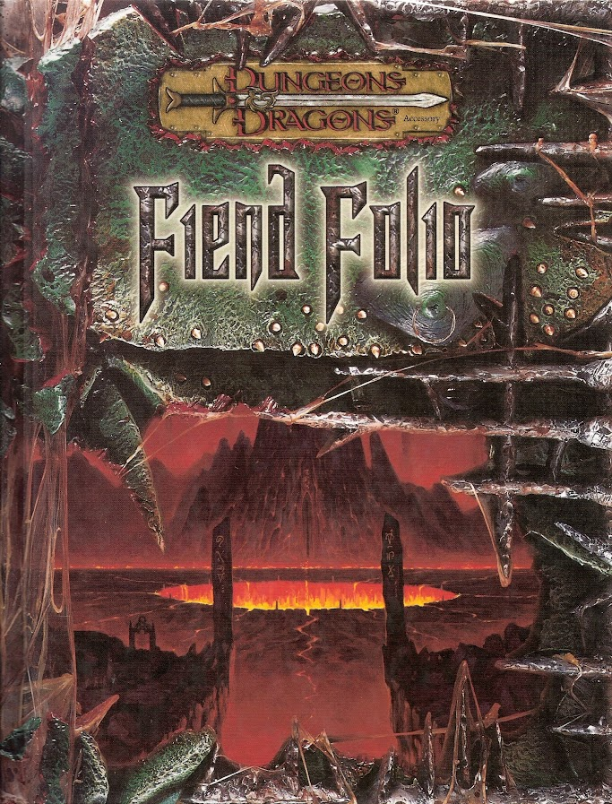 Fiend Folio cover