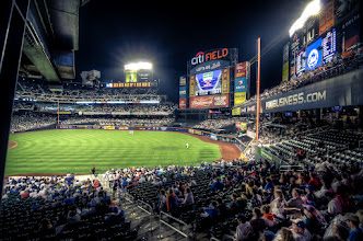 Photo: Citi Field is definitely one of the best stadiums in the country. I mean they have a Shake Shack (only NY-ers get this ref)! The only down side to seeing a game at Citi Field is that the Mets are probably gonna lose...that may be harsh but they are the Mets after all.