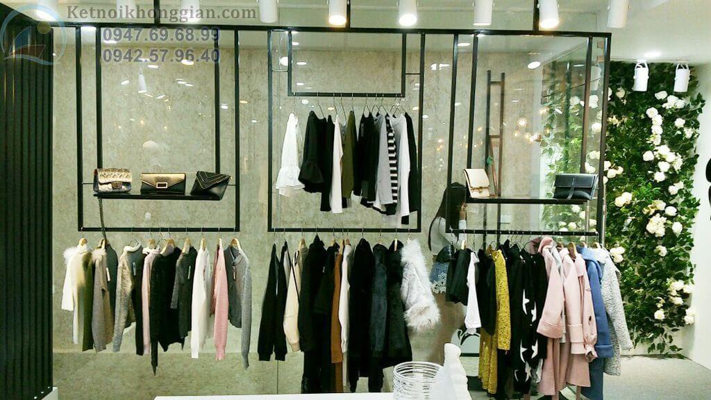 thi công cửa hàng thời trang chất lượng tuyệt đỉnh