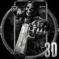 Death Skull Gun Theme
