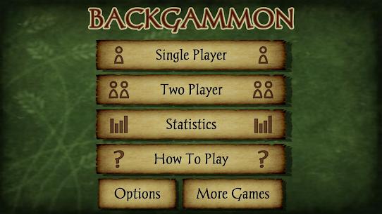Backgammon APK 8