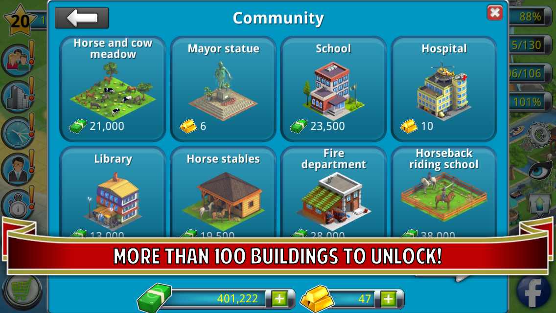 City island 2 building story sim town builder android for House construction app