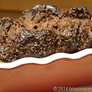 Double Chocolate Spelt & Prune Bread