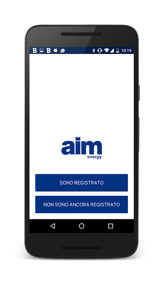 AIM Energy srl- screenshot