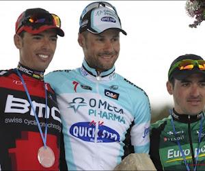 Ex-nummer 2 van Parijs Roubaix keert terug naar amateurniveau