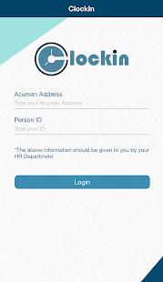 App Acumen Clock In APK for Windows Phone