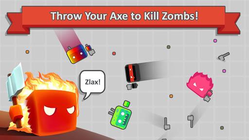 Zlax.io Zombs Luv Ax apktram screenshots 1