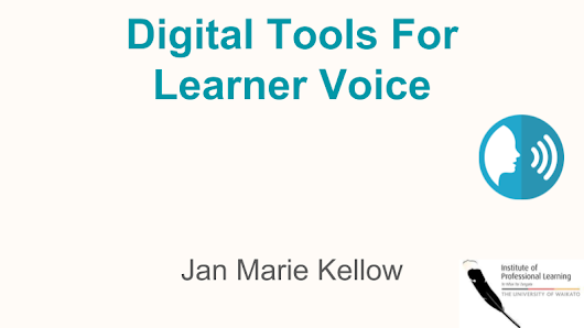 Digital Tools for Student Voice Yr 9 & 10