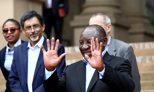 Ramaphosa in cabinet meeting ahead of address to SA on Sunday night
