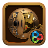 Steam Punk Go Launcher Theme Android APK Download Free By ZT.art