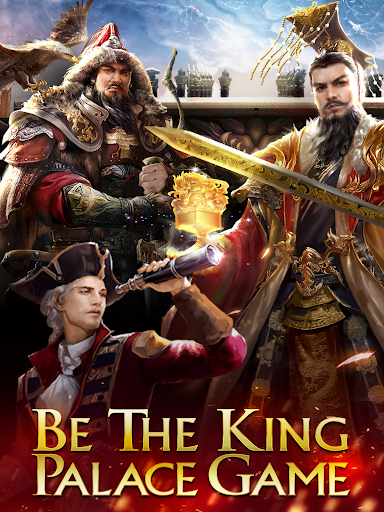 Be The King: Palace Game - screenshot
