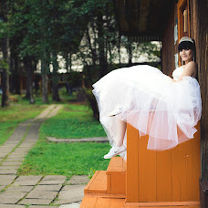 Wedding photographer Anastasiya Kiseleva (anasty7). Photo of 10.09.2015