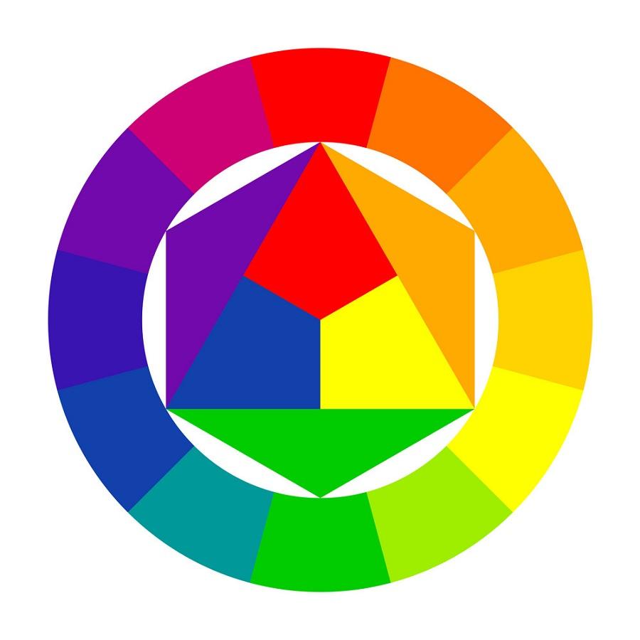 ترکیببندی رنگها3
