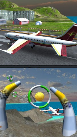 android Airplane Fly Simulator Flight Screenshot 6