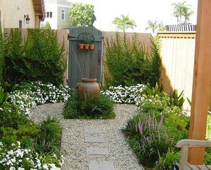 ガーデンデザインのアイデア