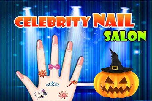 玩休閒App|ハロウィーンのネイルサロンアート女の子 Nail Salon免費|APP試玩