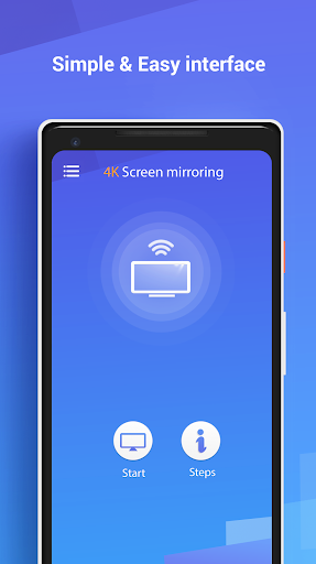 4K Screen Mirroring - Miracast for TV (PRO)