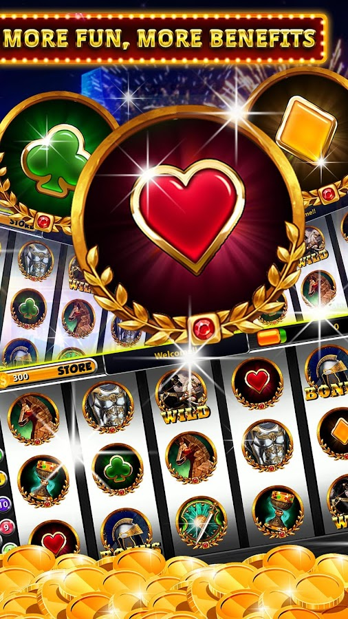 4 pics 1 word 6 letters slot machine 3 hearts : colossal reels slots