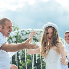 Wedding photographer Masha Vasileva (masynye). Photo of 11.09.2017