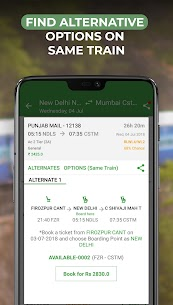 IRCTC train Booking, Indian Rail Train PNR Status App Download For Android 5