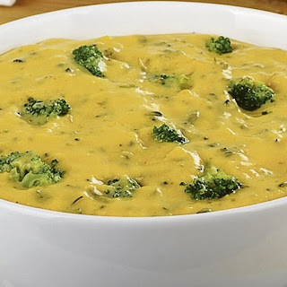 Broccoli Cheese Soup Without Chicken Broth Recipes