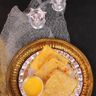 Puran Poli Recipe (Sweet Stuffed Lentil Flat Bread).