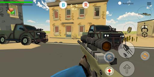 StrikeFortressBox: Battle Royale  screenshots 4
