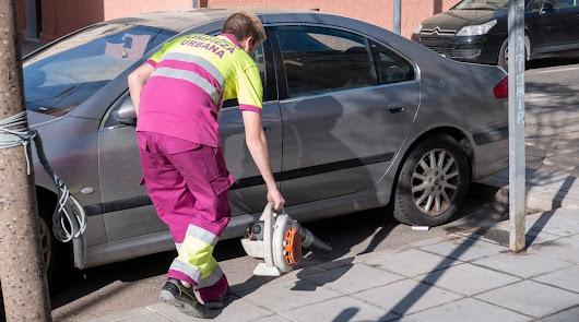 El operativo especial de limpieza termina su labor en La Cañada