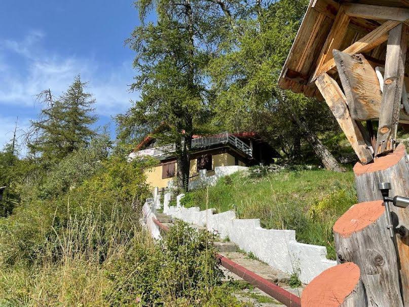 Vente chalet 12 pièces 180 m² à Valdeblore (06420), 470 000 €
