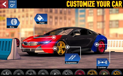 Car Driving School 2020: Real Driving Academy Test modavailable screenshots 14
