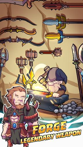 Code Triche Thor : War of Tapnarok APK MOD screenshots 6