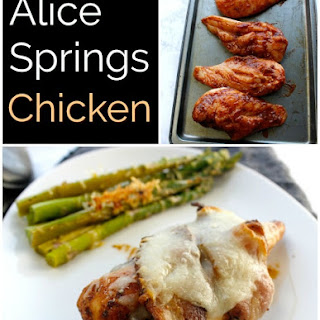 Alice Springs Chicken (Outback Steakhouse Copycat).