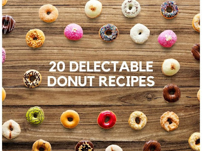 20 Delectable Donut Recipes