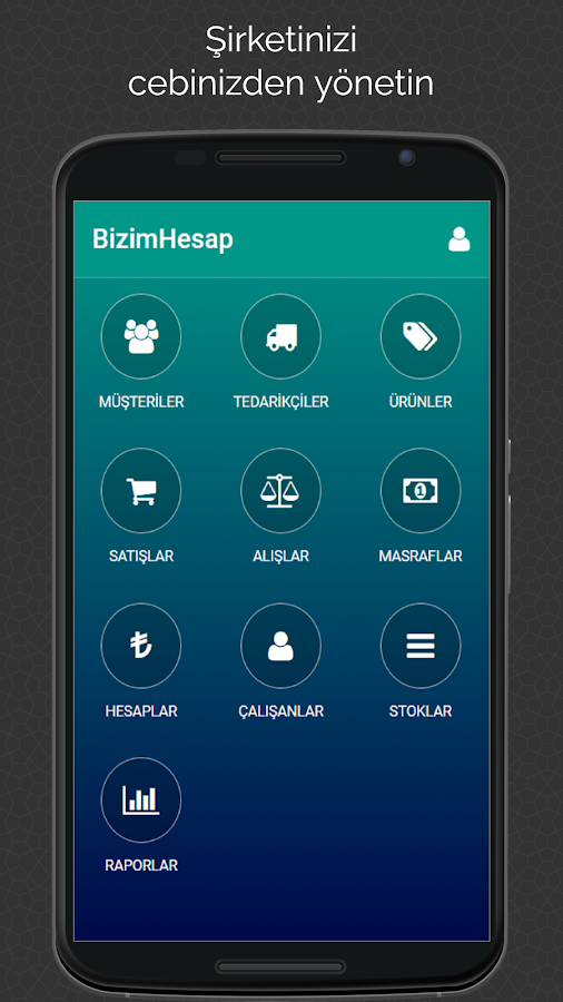 Bizimhesap- screenshot
