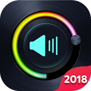 Volume Booster - Music Player with Equalizer APK for Bluestacks