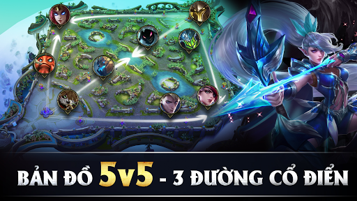 Mobile Legends: Bang Bang VNG  captures d'écran 5