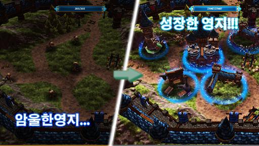 전쟁군주(핵앤슬래시 디펜스)  captures d'écran 2