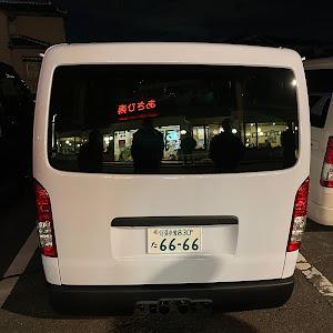 ハイエースのカスタム事例画像 Ryota@IMITATION🇺🇸さんの2021年04月20日22:36の投稿