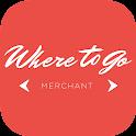 Where To Go Merchant App icon