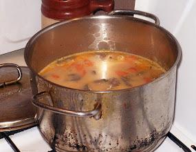 Photo: Zupa z płucek 07