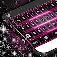 Pink Disco Keyboard Theme icon