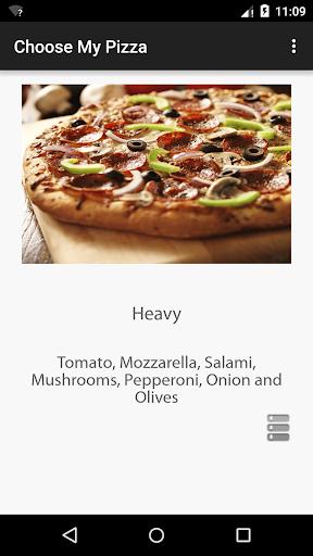 Random Pizza