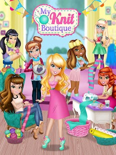 My Knit Boutique - Store Girls- screenshot thumbnail