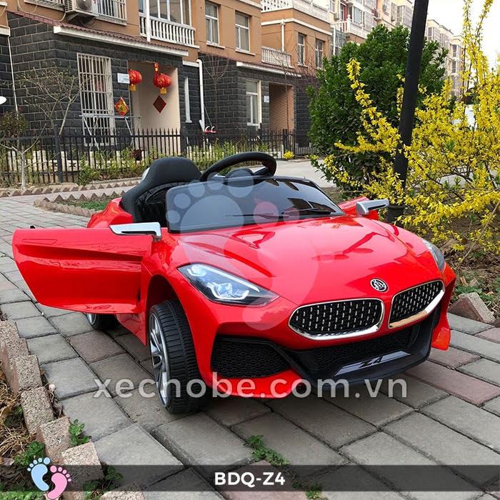 Xe ô tô điện cho bé BDQ-Z4 9