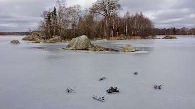 Photo: 022 Stilleven met schaatsen, Nimmen