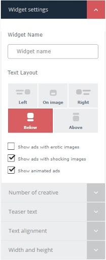 membuat widget iklan PayClick
